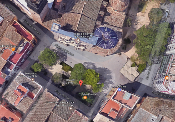 FireShot Capture 120 - Plaça del Carme_ Google Maps_ - https___www.google.es_maps_place_P